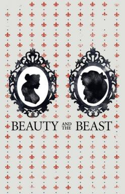 Beauty and the Beast by ciarasworld  hurricanetrinity' and Lissy's request: Beast Silhouette, Beautyandthebeast, Disney 3, Disney Princess, Movie Poster, Beauty And The Beast, Beast Disney, Favorite Movie, Disney Movie