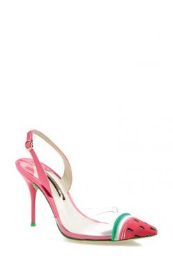 cheeky watermelon shoes at @nordstrom  #nordstrom: Shoes, Toe Pump, Nordstrom, Style, Pointy When, Pump Women, Pumps, Watermelon