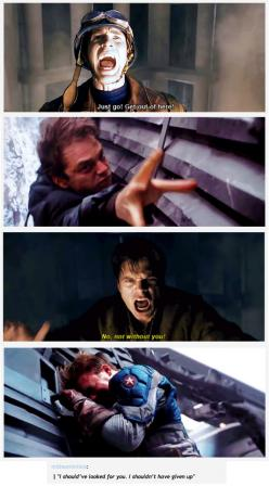 //Click for gif set//  Can you guys imagine how GUILTY Steve feels after  knowing what happened to Bucky and read his file?: Winter Soldier, Captain America, Kill, Steve And Bucky, Superheroes, Bucky Barnes, Fandom, Steve Bucky, Bucky Steve