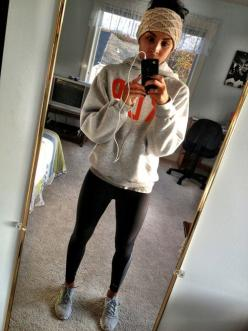 cute outside running outfit: Clothes Workout Running, Cute Workout Outfit Winter, Cute Running Outfit Winter, Cute Workout Outfits Winter, Running Outfits, Workout Clothes, Winter Workout Outfits, Winter Workout Outfit Fitness, Winter Running Outfit