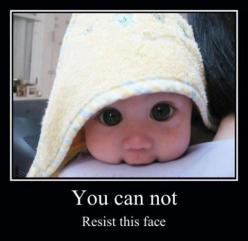 Funny Pictures: Face, Babies, Big Eyes, Stuff, Cutest Babies, Adorable, Things, Kids, Photo