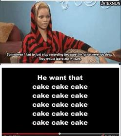 Funny Pictures Of The Day: Rihanna, Cakes, Funny Stuff, Funnies, Humor, Cake Cake, Deep