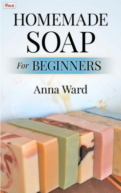 Homemade Soap for Beginners by Anna Ward - Free eBook Download! Learn how to make homemade soaps from scratch including cold and hot process soap and melt and pour soap recipes.: Easy Soap Recipe, Diy Soap Recipe, Free Ebook, Diy Soap Bar, Diy Soap Gift,