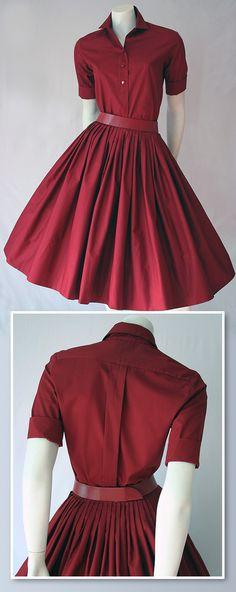 I'm in love with.. 50s Miss Pat red skirt and top http://www.vintageclothing.com.au/50sto80sp5.htm#