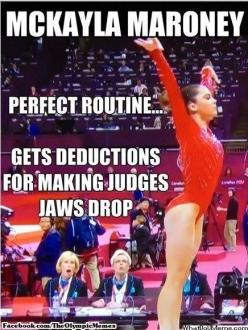 McKayla Maroney!: Olympic, Mckaylamaroney, Funny Pictures, Judge, Usa Gymnastics, Mckayla Maroney, Funny Stuff, So True, Gymnastics Meme