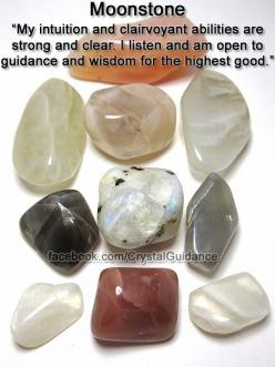 Moonstone- Get these crystals here https://www.etsy.com/ca/shop/MagickalGoodies: Gemstones Crystals Jewelries, Crystals Stones, Crystals Gems Stones Rocks, Crystals Gemstones, Gemstones Healing Crystals, Rocks Stones Gems Crystals, Moonstones, Healing Gem