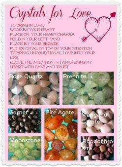 Open your heart and let the love in. Any of these crystals are excellent to help you bring in the perfect partner, heal past wounds and help you love yourself.  www.LaurieBarraco.com: Crystal, Crystals Stones, Jewelry Precious Stones, Crystals Precious St