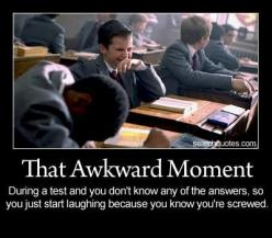 Otherwise known as final week: the state of delirium. Nursing school. or the Renal Test! My entire lab table during our Respiratory-Digestive systems test.: Awkward Moments, Time, Quote, Funny Stuff, So True, Funnies, Humor