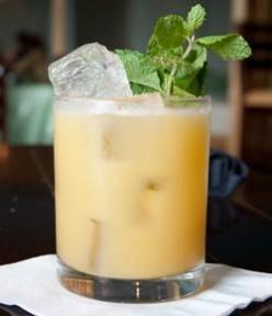 Painkiller - one of the most popular drinks in the Caribbean with dark rum, pineapple juice, cream of coconut, orange juice and nutmeg.: Happy Hour, Pineapple Juice, Drinks, Orange Juice, Drinky Drink, Drinky Poo, Adult Beverage