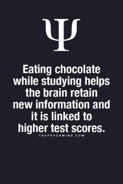 Psychology Facts -  get some chocolate!!: Chocolate Love Quotes, Chocolate Quotes, Life, Chocolates, Stuff, Psychology Quotes, Chocolatefacts, Psychology Fact, Psychology Love Fact