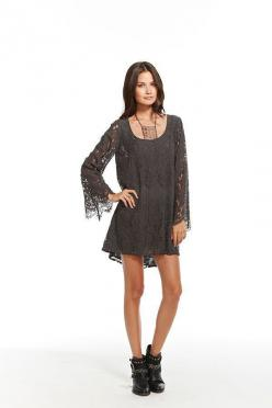 t back lace dress http://shop.nylon.com/collections/whats-new/products/t-back-lace-dress-1 #NYLONshop: Nylonshop, Products, Lace Dresses