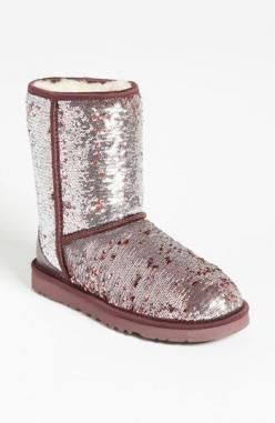 UGG® Australia 'Classic Short Sparkle' Boot (Women) available at #Nordstrom: Gift Press Picture, Ugg Boots, Snow Boots, Christmas Gift Press, Short Sparkle, Winter Boots, Picture Link