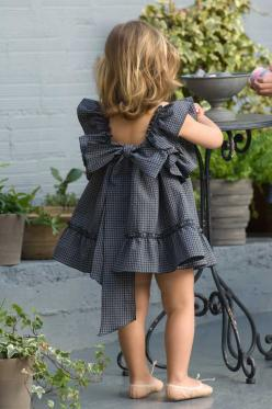 What an adorable look: Baby ballet slippers and   Black & blue gingham big bow dress!!!: Little Girls, Babygirl, Ballet Slippers, Kids Fashion, Baby Girl, Ballet Flats