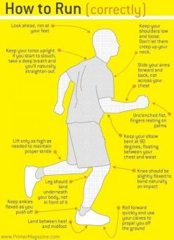 17 Insanely Helpful Workout Tips For Beginners: Fitness, Weight Loss, Workouts, Motivation, Exercise, Healthy, Tips, Running Form