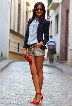20 Outfits With Denim Shirt