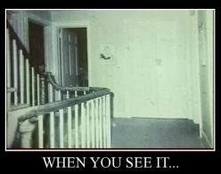 32 Outrageous When You See It Photos: Creepy, Amityville House, Ghosts, Scary Stuff, Funny, Pictures, Photo