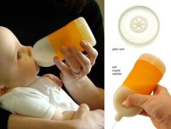 how to get a nursing baby to take a bottle