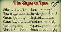 Astrology Signs of Love , more cool astrology photos and memes here http://www.astrologylove.net: Zodiac Signs, In Love, Quotes, Gemini, Scorpio, Leo, Astrology, Virgo