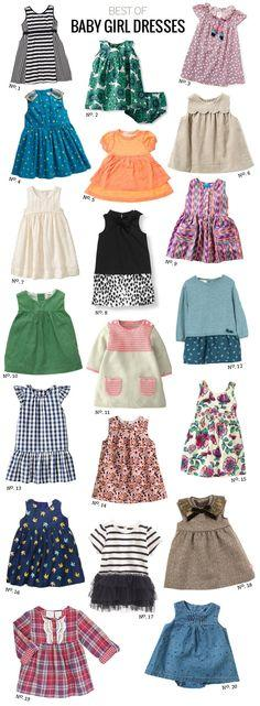 // Best Of: Baby Girl Dresses by Modern Eve
