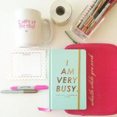 Cute Office Supply Set