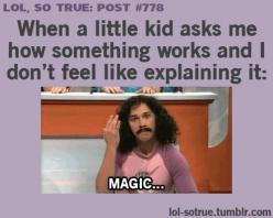 "@Danielle McCartney @Becky Wood @Brianna Torres ""I don't know, it's magic!"" Still one of my favorite Danielle quotes! and I will continue to use this on John until he realizes that I don't feel like explaining...or I just don't kno"