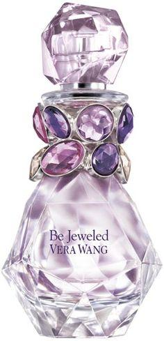 fig.: Vera Wang's perfume 'Be Jeweled' was launched in early 2013. On 15 April 2013, the perfume will be released in Austria (exclusively at Douglas stores). It is recommended to apply it in the evening for parties and festive events.