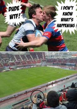 Funny Pictures Of The Day - 96 Pics: 96 Pics, Funny Things, Funny Pictures, Funnypictures, Funny Stuff, Humor, Funnies, Rugby