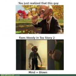 Ha I knew that one like Seven years ago!!!: Mind Blown, Mindblown, Disney Pixar, Random, Funny Stuff, Movie, Mind Blowing, Humor