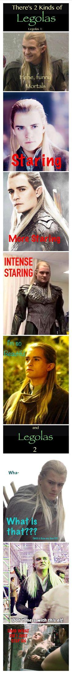 I just have to apologize to Orlando Bloom. I feel slightly evil pinning this. XD I'll go ahead and say that Legolas is one of my favorite characters, and I don't actually think of him as being a girly boy. (I also don't like him for looks, but