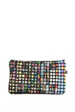 Large Cosmetic Bag #Emoji #print complements the #modern look of this #scuba-fabric #ZaraTerez #cosmeticbag. #MadeinUSA by Zara Terez: Bags Backtoschoolbags, Zaraterez Cosmeticbag, Scuba Fabric Zaraterez, Handbags Schoolbag, Bag Emoji, Awesome Bags, Emoji