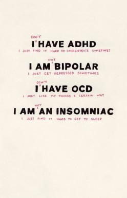 Oh I love this, so true.: Quotes, Bipolar, Truth, Mental Health, My Life, So True, Thought, Mental Illness, Mental Disorders