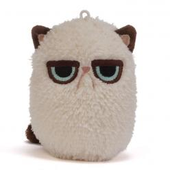 OMG I WANT I NEED Grumpy Cat: what you need is to stay on your side of the fence: Cats, Gund Grumpy, Grumpycat, Cat Zulilyfinds, Minis, Things, Grumpy Cat