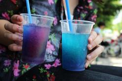 ♡Pinterest: @BasicFangurl ♚tumblr//@idcimfaith: Food N Drink, Galaxies, Drinks ️, Foods Drinks, Edible Foods, Adult Drinks, Galaxy Drinks, Cool Drinks, Food Drinks