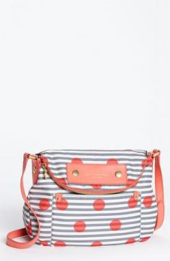 Polka Dots + Stripes Crossbody Bag | MARC BY MARC JACOBS: Polka Dots, Preppy Nylon, Marc Jacobs, Jacobs Preppy, Nylons, Natasha, Bags