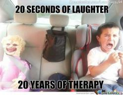 Prank Idea Hours of laughter and the kid will get over it or not..LOL: Giggle, Funny Stuff, Funnies, Humor, Kids, Photo
