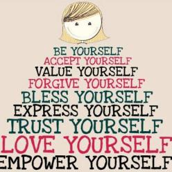 quotes and wisdom. empower yourself. self esteem. advice. great for girls / kids and teenagers.: Sayings, Love Yourself, Life, Quotes, Wisdom, Thought, Inspirational