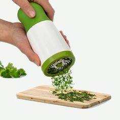 The Healing Herbs Mill makes mincing fresh herbs a breeze , as it easily grinds herbs without bruising them. Grind Basil, Parsley, Cilantro, Ginger, Dill, Mint, Oregano, Sage , Garlic , Olives, Capers, Cumin and more.. Just open the Mill to add fresh herb