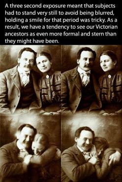 They used to smile too…  I love this. I was always so scared of those photos.: History, Photos, Sweet, Funny, Pictures, Victorian, Things, Interesting, Smile
