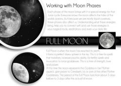 WWW.PRIDEINTHEHEART.COM: Waning Moon, Moon Phases, Book, Wicca, Moon Magic, New Moon, Full Moon, Forest