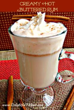 Creamy Hot Buttered Rum. Had this recipe but lost it. Used to make it for tree trimming night! It is YUMMY!: White Rum Drink, Food, Hot Holiday Cocktails, Hot Rum Drinks, Holiday Drinks Alcohol, Trimming Night, Hot Buttered Rum Recipe Drinks