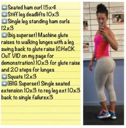 Do you do lovee squats? They are great because there's so many ways to do them! Click to find out our Top 10 Squat Variations to build, sculpt, and lift your #booty and give you the curves you want! #RippedNFit: Healthy Fitness, Health Workout, Health