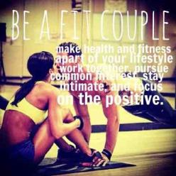 Fitness & Health: Fit Couples - Monday Motivation - Everything is better when you do it ad a couple!: Exercise, Fit Couples, Fitness Motivation, Health, Fitness Couples, Couples Workout, Couple Workout, Fitcouple