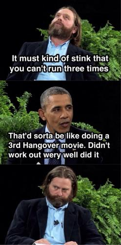 Funny Pictures Of The Day – 100 Pics: Between Two Ferns, Funny Pictures, Funny Stuff, Even, Funnies, Humor, Things, Barack Obama