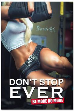 getleanfemalesprogram.blogspot.com    DON'T STOP EVER. #BeMoreDoMore #Abs: Body, David Art, Fitness Inspiration, Healthy, Fitness Motivation, Photo, Fitness Girls