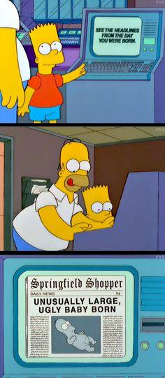 Great Dark Humor From The Simpsons