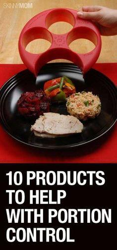 Here are the best products for controlling your portion sizes.