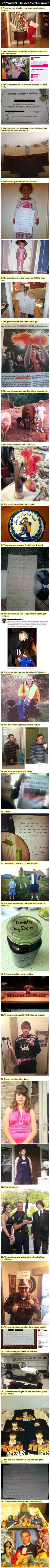 hilarious: Funny Parents, Giggle, Funny Stuff, Hilarious Parents, Parenting Win, So Funny, Awesome Parent, Troll Parents