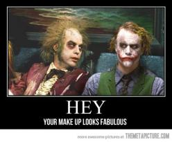 I shouldn't be laughing this hard...but I am.: The Joker, Why So Serious, Beetlejuice, Movies, Jokers, Funny Stuff, Things