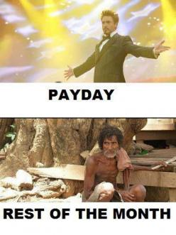 Laugh Til You Fart @ http://funnypictures247.com: Giggle, Truth, Payday, My Life, So True, Funny Stuff, Funnies