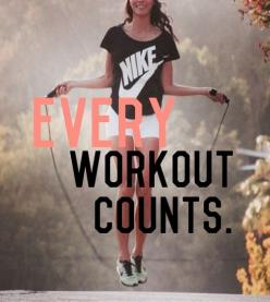 My fitness motivation page is dedicated to inspire anyone that likes fitness and wants to achieve a #fit and #healthy body.: Fitspiration, Fitness Quote, Quotes, Weight Loss, Fitness Inspiration, Healthy, Workout Counts, Fitness Motivation